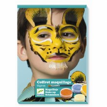 6 maquillages - Tigres