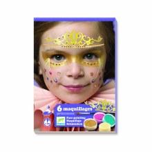 6 maquillages - Princesses
