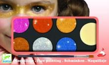 Maquillage - Effet metallique