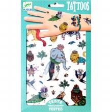 Tatouages - Bestiaire