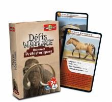 Défis Nature - Animaux préhistorique