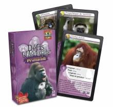 Défis Nature - À la rencontre des primates