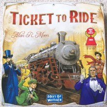 Ticket to Ride (Ang.)