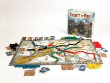 Ticket to Ride - Europe (Ang.)