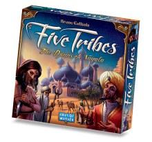 Five Tribes - Les Djinns de Naqala