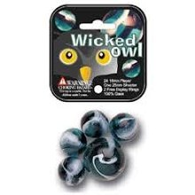 Assortiment de Billes - Wicked owl