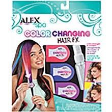 Changement de couleur pour cheveux