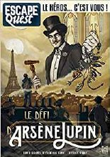 Escape Quest - Le Défi Arsène Jupin