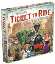Ticket to Ride - Germany (Ang.)