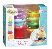 Stack n nest cups