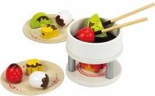 Ensemble de fondue au chocolat
