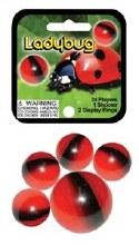 Assortiment de Billes - Ladybug