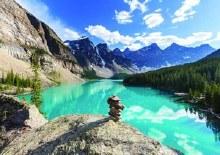 Casse-tête 1000 mcx - Banff, Alberta
