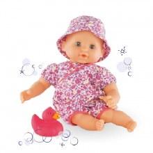 Bébé bain - 1001 Fleurs