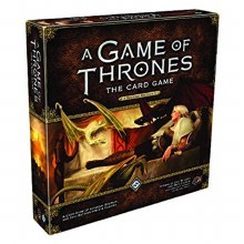 A Game of Thrones - The Card Game (Anglais)