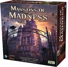 Mansions of Madness 2nd Edition (Ang.)