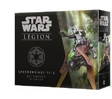 Star Wars Legion - 74-Z Speeder Bikes