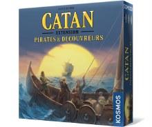 Catane - Pirates & Découvreurs