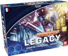 Pandemic Legacy - Saison 1