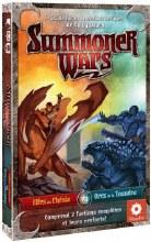 Summoner Wars - Elfes du Phénix vs Orcs de la Toundra