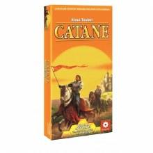 Catane - Villes & Chevaliers - extension 5-6 joueurs