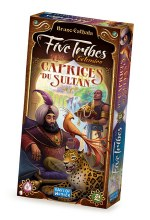 Five Tribes - Les caprices du Sultan (Fr.)