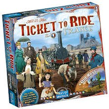 Ticket to Ride - France (Multi.)