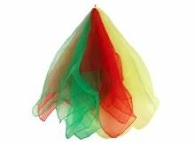 ensemble de 3 foulards en nylon