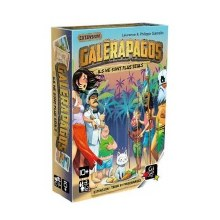 Galerapagos - tribu et personnages