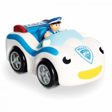 Cody la voiture de police