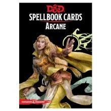 D&D Spellbook cards - Bard
