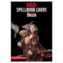 D&D Spellbook cards - Druid