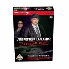Drame et enquête - L'inspecteur Laflamme L'affaire Audet