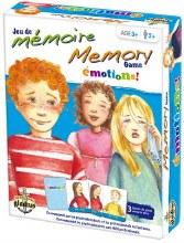 Jeu de mémoire - émotions!