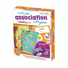 Mon 1er jeu association émotions