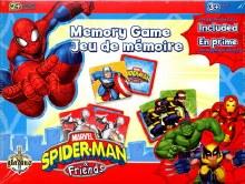 Jeu de mémoire - Spiderman & Friends