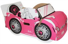 Voiture décapotable Barbie