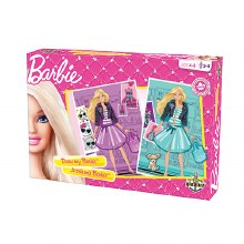 Barbie - Je crée ma Barbie