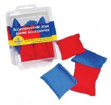 Sacs de sable pour jeux de poches