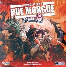 Zombicide Season 3 - Rue Morgue (Ang.)