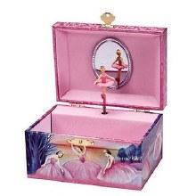 Boîte à bijoux musicale