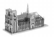 Notre Dame de Paris Iconx 3D