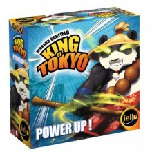King of Tokyo Power Up! (Fr.)