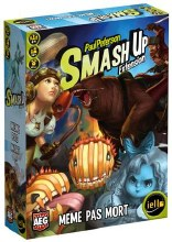 Smash Up! Même pas mort (extension)