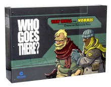 Who Goes There? - Van Wall and Norris