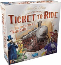 Ticket to Ride 15th anniversary