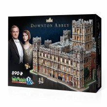 Casse-tête 3D, 890 mcx - Downton Abbey