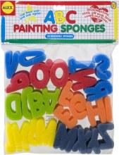 Éponges pour peinture ABC's