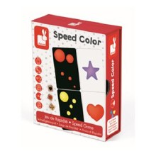Jeu de Rapidité - Speed Color