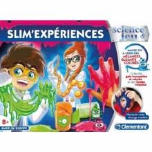 Slim'expériences